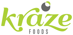 Kraze Foods focuses on health, as well as flavor, when creating their products
