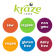 Kraze Foods Raw, Organic and Vegan Snacks