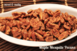 Kraze Foods Maple Mesquite Pecans are sweet and nutty
