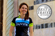 Arien Torsius Selected Best Bike Tour Guide by Outside Magazine
