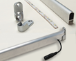Outwater's LED Closet Rod Light Kit