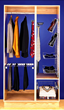 Outwater's Closet Organization Accessories