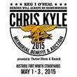 2015 Chris Kyle Memorial Benefit Logo