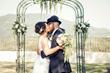 Succulent Malibu Wedding