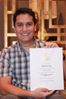 Student at SAE Atlanta Wins Latin Grammy Certificate for Engineering...