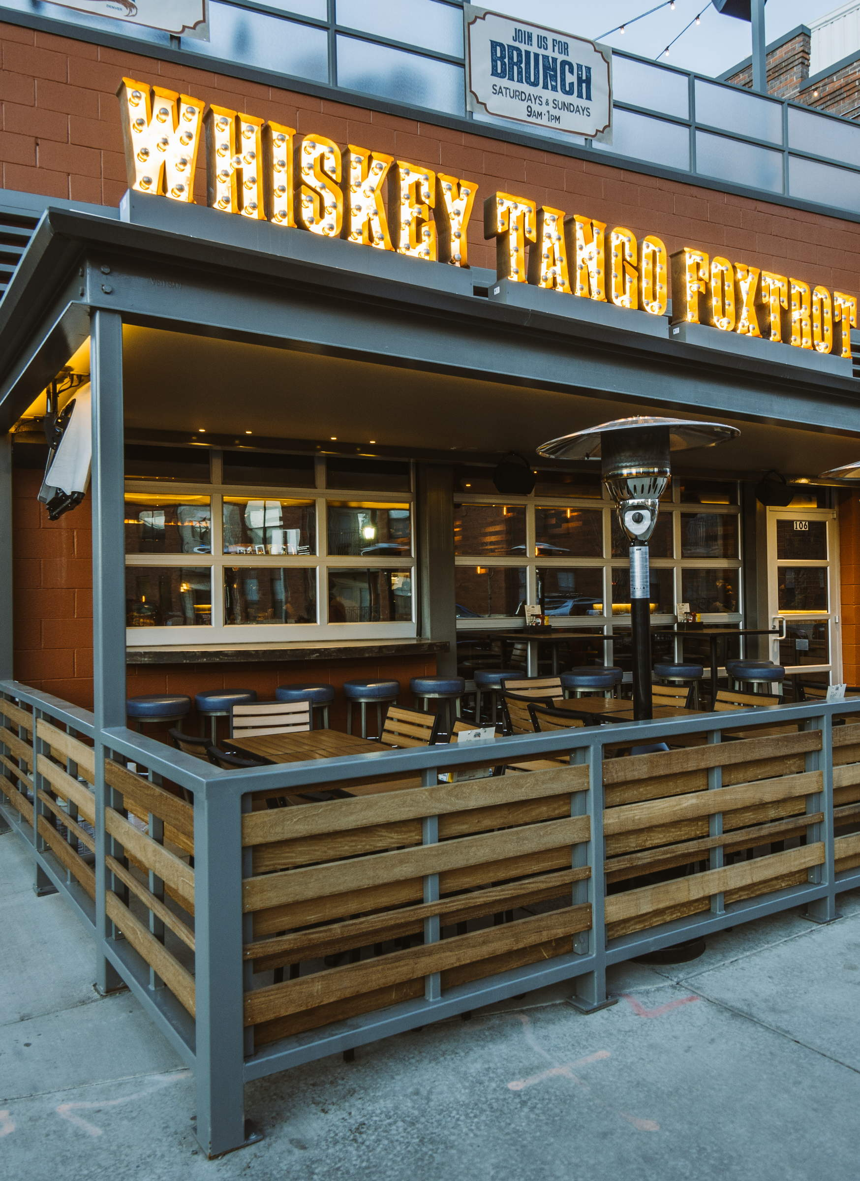 Colorado architects arch design hip new whiskey tango