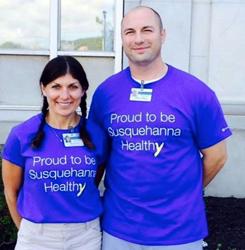 image of Susquehanna Health Wellness Educators