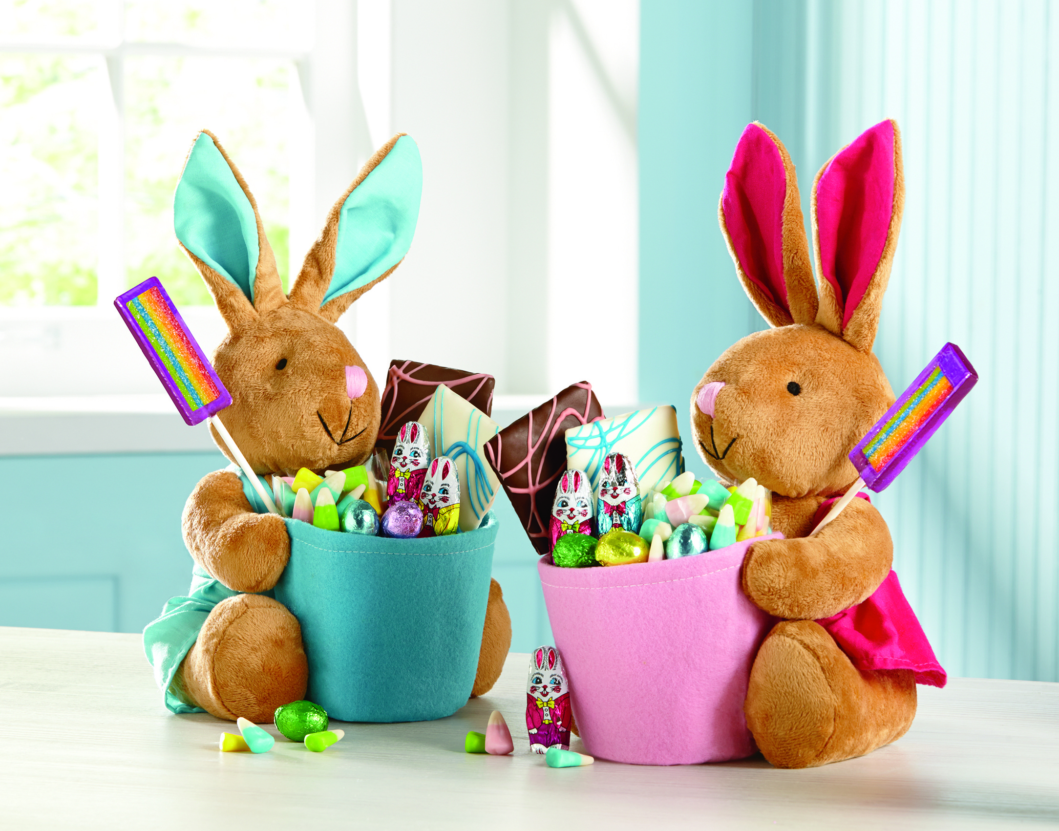 the swiss colony expands collection of easter gift baskets