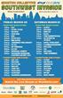 2015 Lineup & Schedule