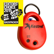 BACKPACKER MAGAZINE Names the Kestrel DROP D1 Wireless Temperature...