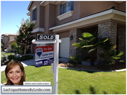 Las Vegas Homes Prices By Realtor Leslie Hoke