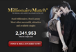 """MillionaireMatch.com Debuts """"Real Millionaires. Real Luxury."""" Theme"""