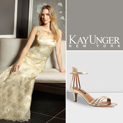 The Remac Group announces the launch of the KAY UNGER New York Spring 2015 footwear collection.
