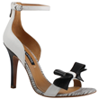 Kay Unger Baroque sophisticated ankle strap shoe