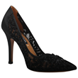 Kay Unger  Sardana - Signature Sweetheart pump in garment ribbon lace