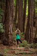Plant a Tree Pose Annette Cain
