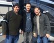 Tony Siragusa, Nathan Hill & Jason Cameron