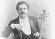 Victor Herbert, the Irish born American music composer and conductor, circa 1895.