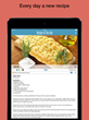 "New No-Cost App ""Italian Yummy: Every day a new recipe"" by Mattia Confalonieri features daily recipes, a huge searchable database, social sharing & more"