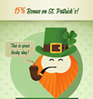 St. Patrick's Day Promotion: 15% Calling Bonus on KeepCalling.com