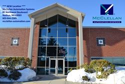 McClellan Automation's Nashua, NH facility