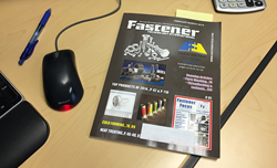 3D CAD Fastener Standards by CADENAS PARTsolutions Named Top Product of 2014 by Fastener Technology Magazine