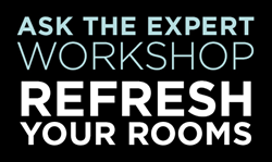 Home Decorating Workshops by Lamps Plus Presented by ALA-Certified Design Experts