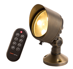AMP® One ControlPro™ LED Spotlight - New to the market with advanced controls.