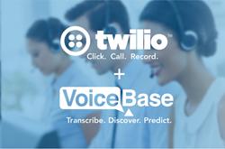 Twilio, VoiceBase