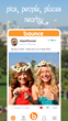 Bounce - Share Here!, A New Local Sharing App That Lets Users Capture Moments And Share With People Nearby.