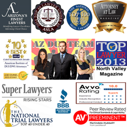 Scottsdale DUI Lawyers