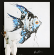 Blue Angel Ocean Art 32243 from Uttermost