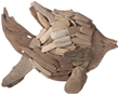 Natural Driftwood Angel Fish 356007 from Lazy Susan