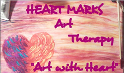 Heart Marks Art Therapy