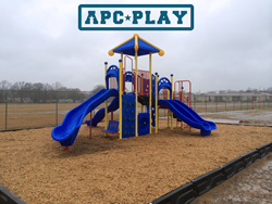 APCPLAY's Cayman Islands play structure