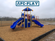 Linwood Public Charter School (Shreveport, LA) Teams with APCPLAY to Create Commercial Playground