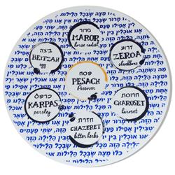 ModernTribe's Freestyle Ma Nishtana Seder Plate