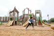 GameTime Brings Custom Nature Play to Austin Park