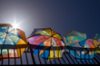 Hillside Sedona Chosen Once Again to Display the Umbrella Project Charity Event
