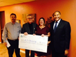 MFI Recovery Center Receives Christmas Donation from SoCal Office...