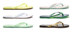 Rhea Footwear's Women's Flip-Flop Lines