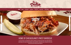 The Patio Restaurant Website Launch