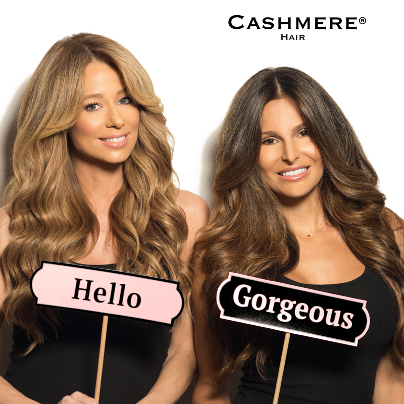 Cashmere hair clip in extensions has become multi million dollar ceosowners of cashmere hair hair extensions pmusecretfo Gallery