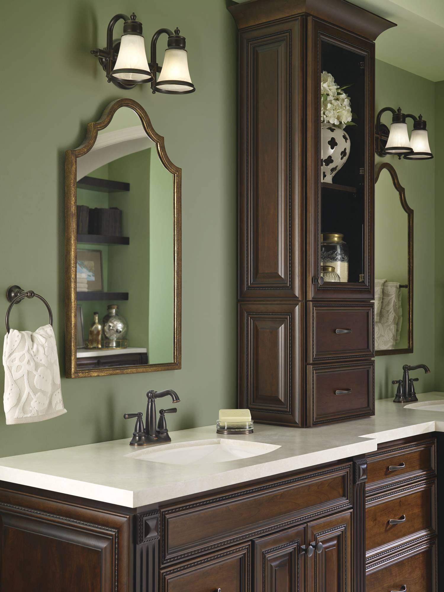 New Moen® Vale™ Collection Adds A Touch Of Luxury To The Bathroom