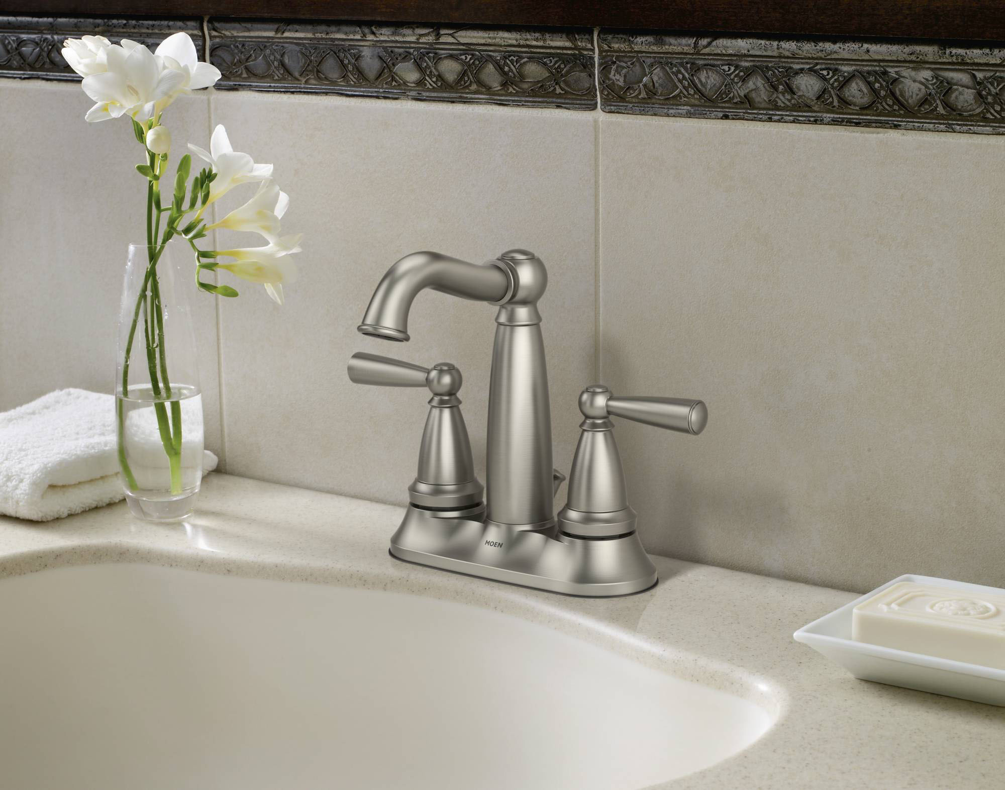 New Moen 174 Vale Collection Adds A Touch Of Luxury To The