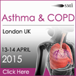 Asthma & COPD 2015: 2 Exclusive Interviews with Genentech Inc and Janssen Pharmaceuticals