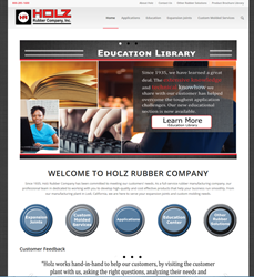 rubber manufacturing education, expansion joint education
