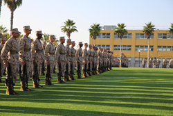 Penn State will have its first dedicated teaching site on a military base this fall, when courses through Penn State World Campus will be offered at the Marine Corps Recruit Depot in San Diego.