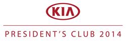 Central Kia of Plano, 2014 Kia President's Club Award winner, Frank Mihalopoulos