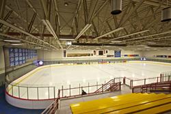 Harry J. McDonald Recreational Center Ice Rink
